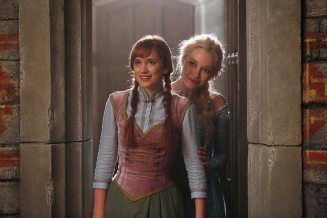 Elsa congela Storybrooke en el nuevo avance de Once Upon A Time