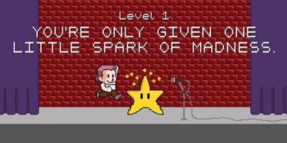 Robin Williams, héroe en el videojuego de su vida