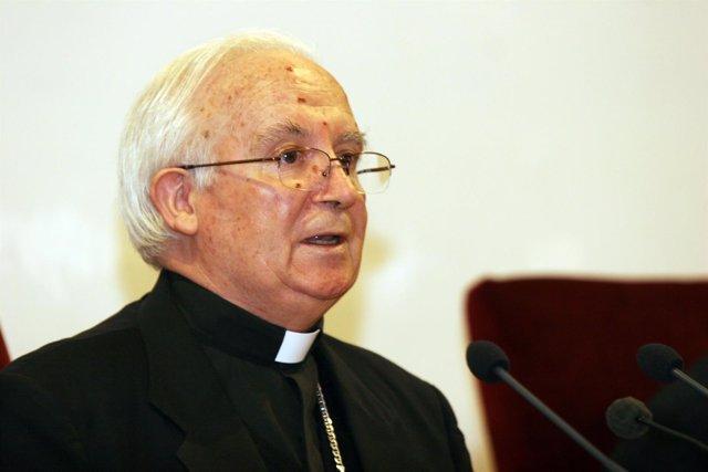 Antonio Cañizares, nuevo arzobispo de Valencia