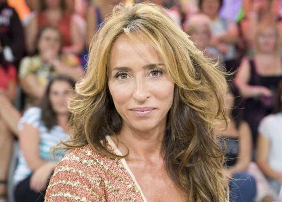 María Patiño, la nueva presentadora de Sálvame Deluxe