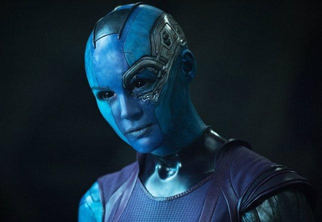 Karen Gillan como Nébula