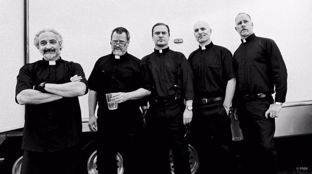Faith No More publicarán en 2015 su primer disco en 18 años