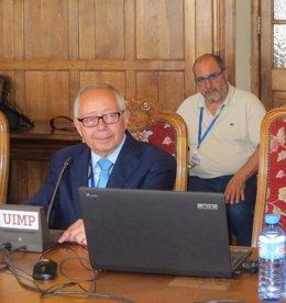 Julio Sánchez Fierro en la UIMP