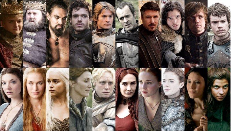 Dos notables ausencias en la quinta temporada de Juego de tronos