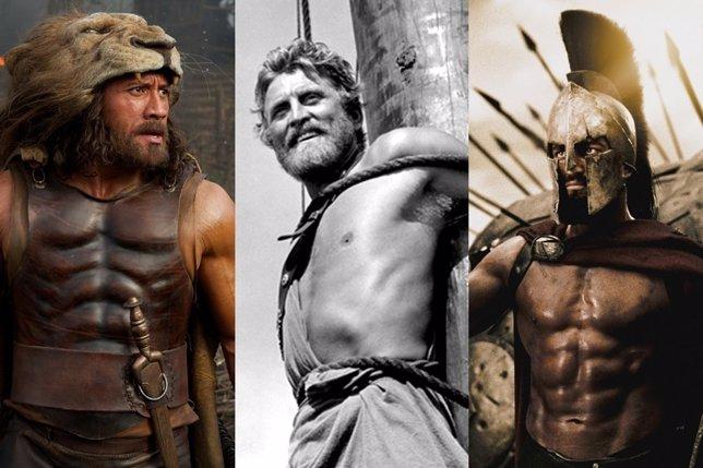 Mitos griegos en el cine