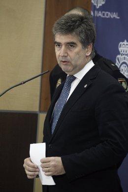 Director general de la Policía, Ignacio Cosidó