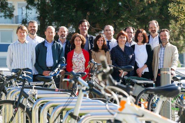 Proyecto Life+Respira de la Universidad de Navarra.