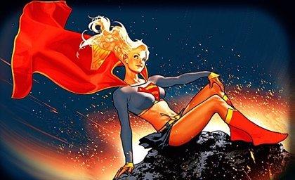 El productor de Arrow lleva a la pequeña pantalla a Supergirl