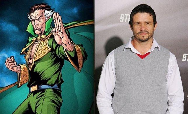 Arrow ya tiene a su Ra's al Ghul: Matt Nable