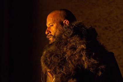 Primera imagen del barbudo Vin Diesel en The Last Witch Hunter