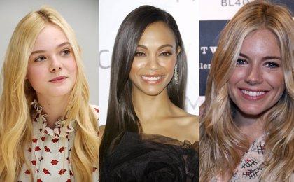 Sienna Miller, Zoe Saldana y Elle Fanning, en lo nuevo de Ben Affleck