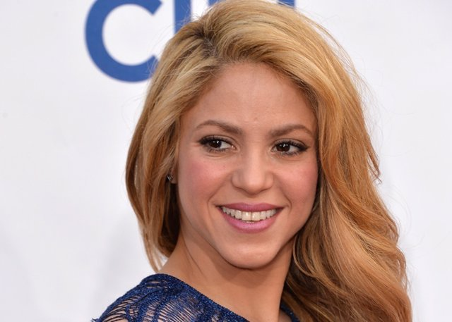 Singer Shakira attends the 2014 Billboard Music Awards