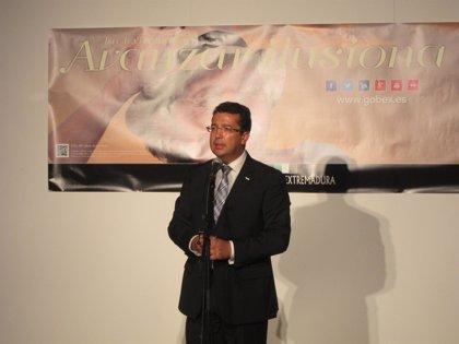 Manzano destaca la reforma electoral de Monago