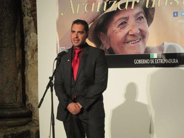 José María Gijón, Extremadura Unida