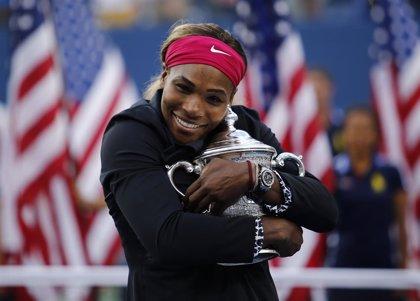 Serena Williams gana el Abierto de EEUU por tercer año consecutivo