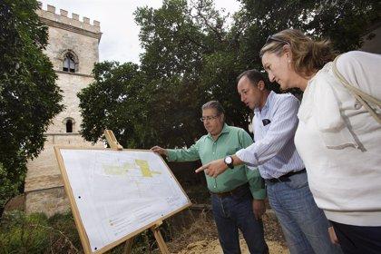 Este lunes arrancan los trabajos de limpieza y reestructuración de la torre de Don Fadrique y su entorno