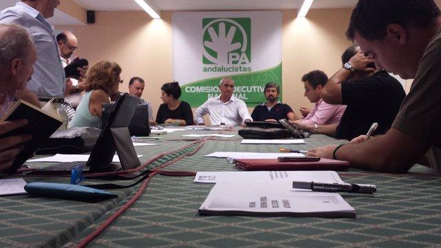 Reunión del PA