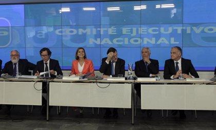 Rajoy reanuda con el PP un curso político protagonizado por la catalana y y la agenda de la regeneración