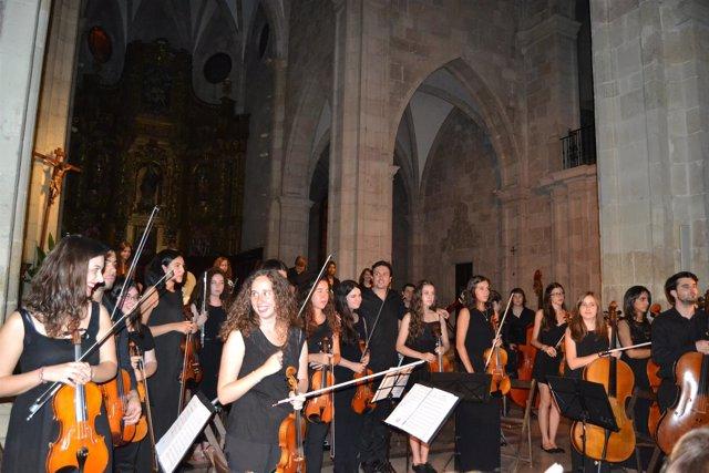 Joven Orquesta de Cantabria