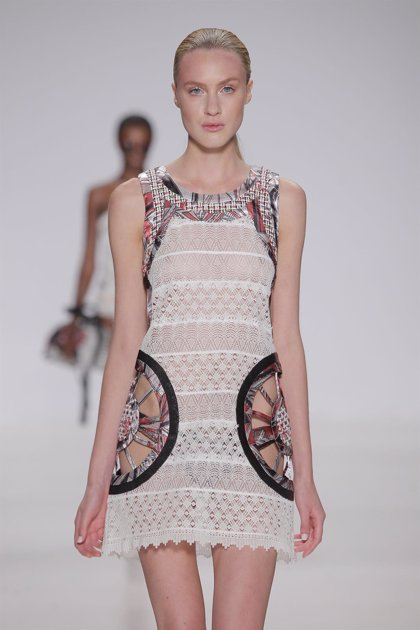 Custo Barcelona se destapa en la New York Fashion Week