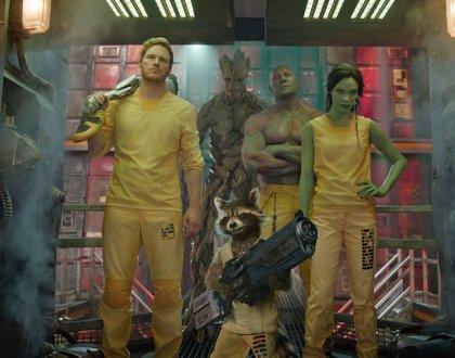 'Guardianes de la Galaxia' manda en la taquilla USA en el peor fin de semana en dos años
