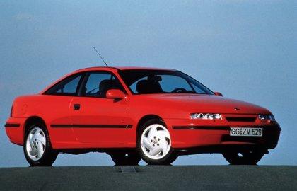 Opel celebra el 25 aniversario del lanzamiento del Calibra