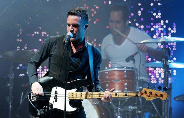 El Cantante De The Killers, Brandon Flowers