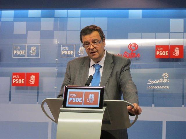 Juan José Lizarbe.