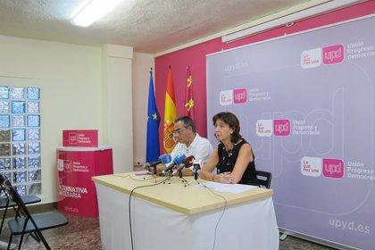 """UPyD considera que la """"reforma electoral que pretende el PP es blindarse en el poder"""""""
