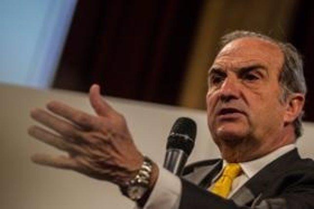 El presidente de Foment del Treball, Joaquim Gay de Montellà