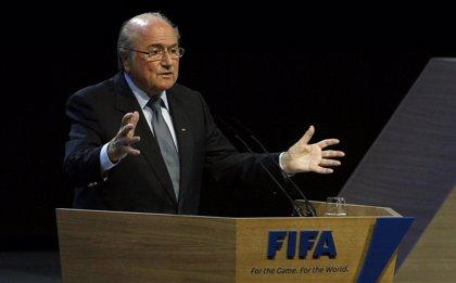 Blatter se presentará a la reelección como presidente de la FIFA
