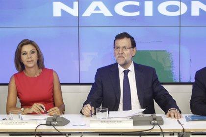 Rajoy advierte que el Gobierno tiene previstas todas las medidas necesarias ante su convocatoria