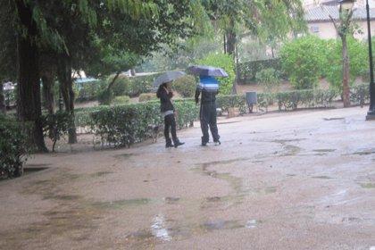 Las lluvias y tormentas continuarán esta semana