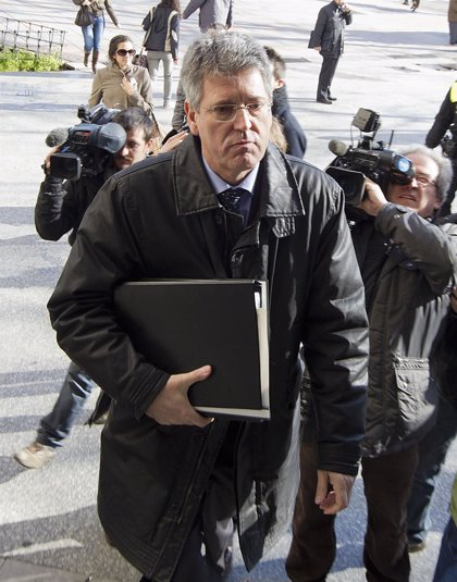 El fiscal cree que Monteagudo tendrá que declarar sobre datos falsos aportados