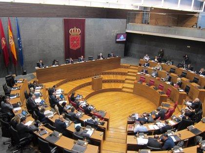 Los partidos navarros destacan la importancia del debate sobre autogobierno de este miércoles en el Parlamento