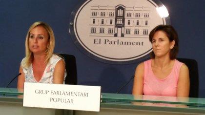 """El PP remarca que el """"único responsable político balear que defendió las prospecciones fue Antich"""""""
