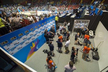 """""""Récord"""" de audiencia en TV e Internet con los partidos del Mundobasket celebrados en Sevilla"""