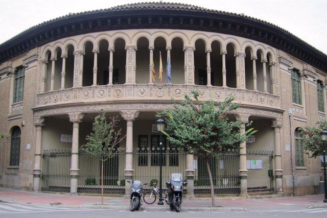 Colegio Público Gascón y Marín de Zaragoza