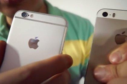 Vídeo muestra el iPhone 6 en funcionamiento