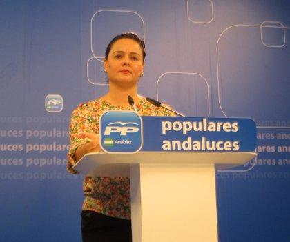 """El PP-A insta a Díaz a crear la """"Consejería de Corrupción"""""""