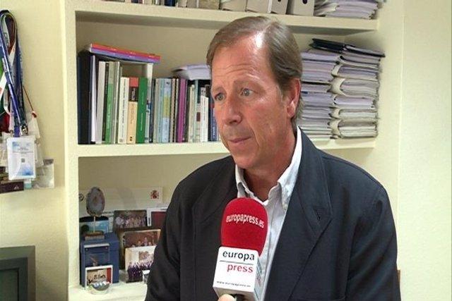 El secretario general de CEHAT, Raúl Estalella.
