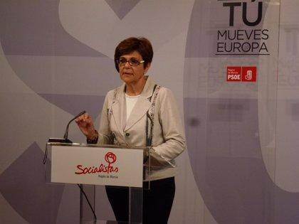 """PSOE afirma que las víctimas """"no están suficientemente protegidas debido, en gran parte, a los recortes del PP"""""""