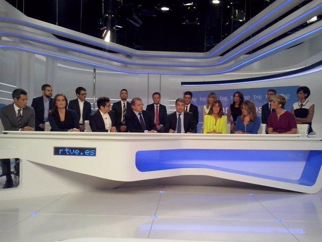 Servicios informativos de TVE