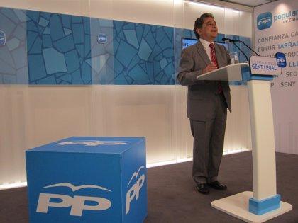 """El PP quiere que comparezca Mas porque """"no es ajeno a lo que ha pasado"""" con Pujol"""