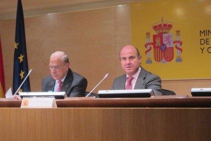 Economía/Macro.- Guindos responde a la OCDE que España ha aprobado ya muchas medidas