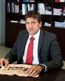 Enrique Barreiro, director general de Desarrollo de Negocio de EPC de Isolux