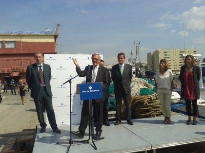 Arrancan las obras de remodelación del Muelle de Pescadores del Puerto de Barcelona