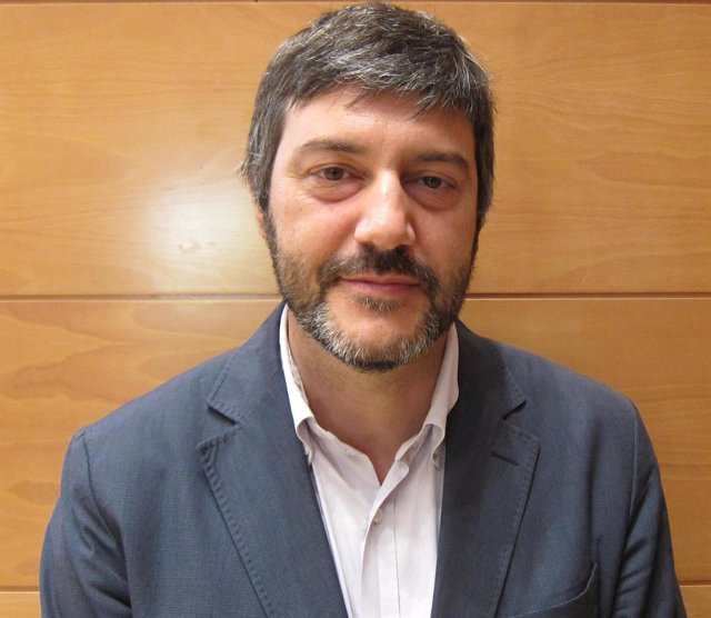 El teniente de alcalde de Huesca, Gerardo Oliván