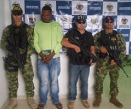 Capturado miembro de las Farc implicado en la muerte de dos niños y dos policías