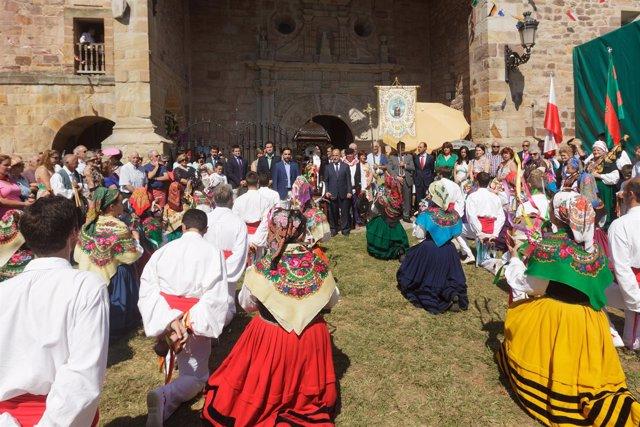 Actos de la festividad de la Virgen de Valencia